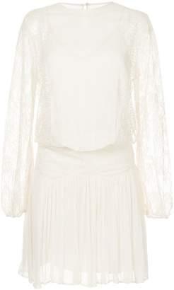 DAY Birger et Mikkelsen Magali Pascal lace detail dress