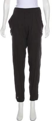 Sass & Bide Mid-Rise Straight Pants