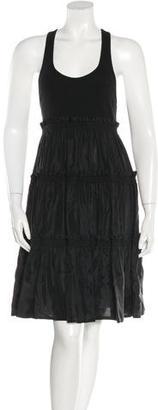 Betsey Johnson Sleeveless Tent Dress $75 thestylecure.com