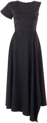 Emelita - Long Black Maxi Dress