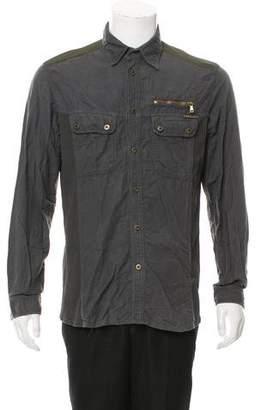 Dolce & Gabbana Lightweight Zip-Up Jacket
