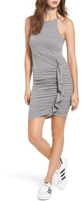 Women's Soprano Gathered Front Body-Con Dress $45 thestylecure.com