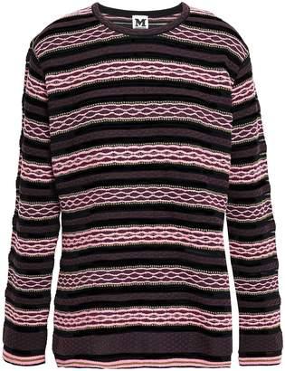 M Missoni Jacquard-knit Sweater