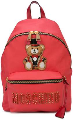 c69a63c130d Moschino Red Backpacks For Women - ShopStyle UK