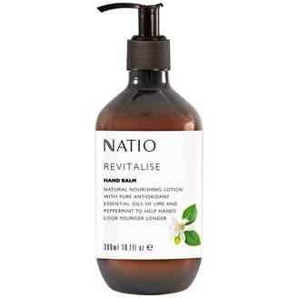 Natio Revitalise Hand Balm 300 mL