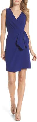 Eliza J Bow Sheath Dress