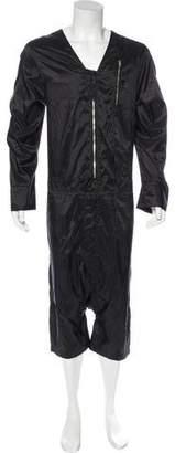 Rick Owens Body Bag Boiler Suit w/ Tags