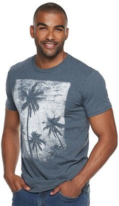 6bc5bae04 Apt. 9 Men's Palm Tree Tropical Graphic Tee