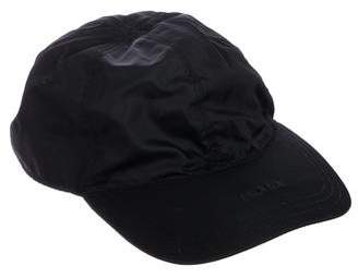 Prada Logo Baseball Hat