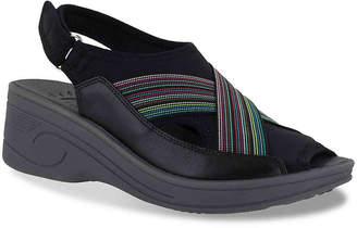 Easy Street Shoes Delight Wedge Sandal - Women's