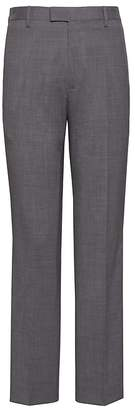 Banana Republic Athletic Tapered Performance Stretch Wool Pant