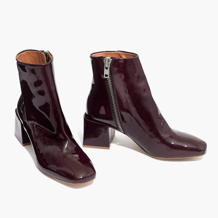 LOQ® Lazaro Patent Boots