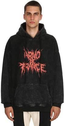 Adf Gore Heavy Vintage Sweatshirt Hoodie