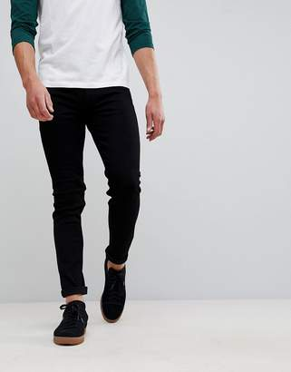 ONLY & SONS Skinny Black Jeans