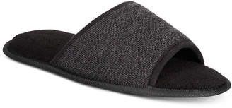 Gold Toe Men's Memory Foam Open-Toe Slippers