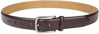 Club Room Men's Textured Casual Belt
