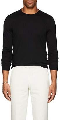 Fioroni Men's Fine-Gauge Knit Cashmere Sweater