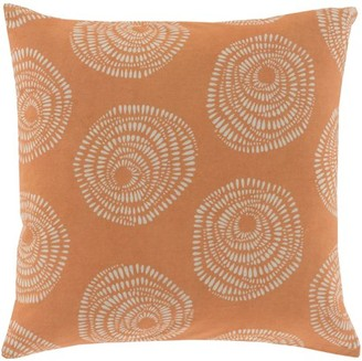 "Art of Knot Danica 22"" x 22"" Pillow (with Poly Fill)"