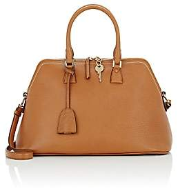 Maison Margiela Women's 5AC Large Satchel-Camel