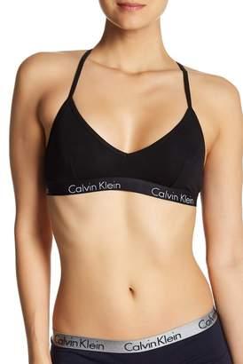 Calvin Klein Motive Racerback Bralette