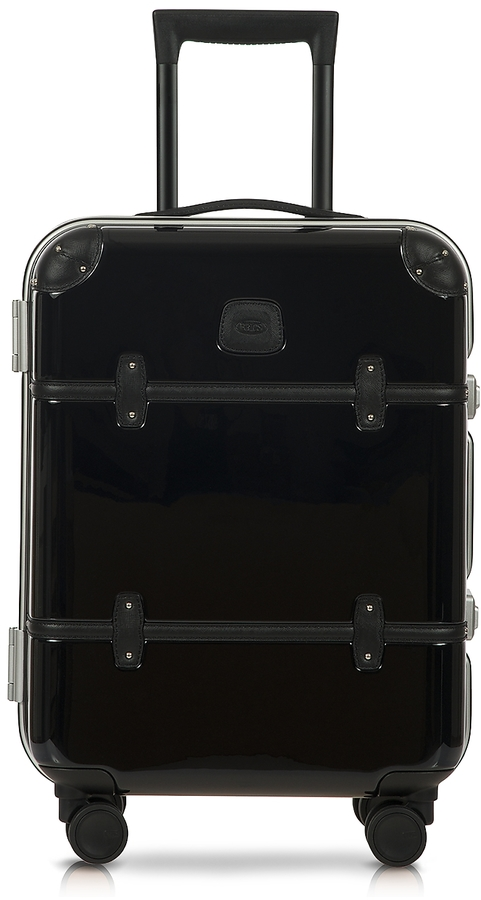 Bric's Bellagio Metallo V2.0 21′′ Black Carry-On Spinner Trunk