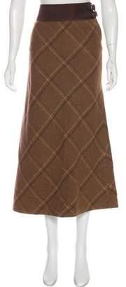 Ralph Lauren Cashmere Midi Skirt