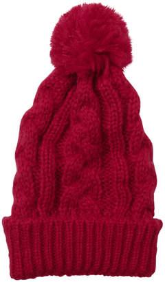 Cable Knit Beanie KA-2257B