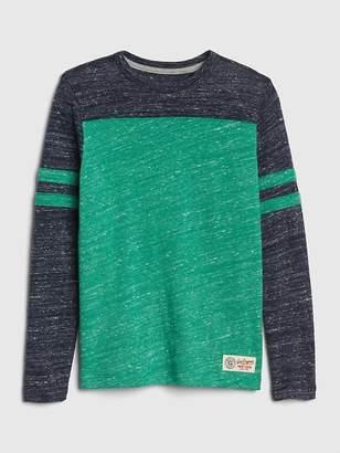 Gap Rugby Stripe Long Sleeve T-Shirt