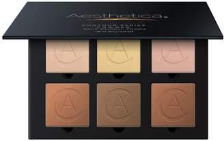 Aesthetica Cosmetics 6-Shade Powder Contour Kit