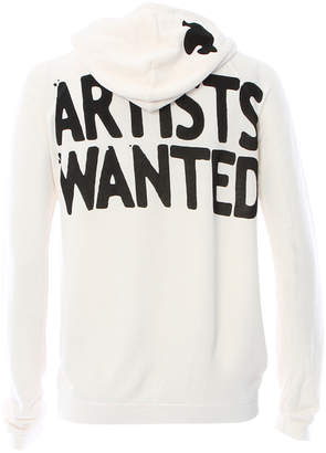 Freecity FREE CITY Artists Wanted Super Fluff Lux Zip Hoodie