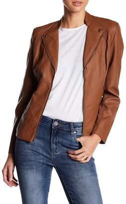 KUT from the Kloth Aniya Moto Faux Leather Jacket