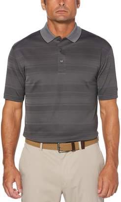 8b058d045 Men's Grand Slam Classic-Fit DriFlow Jacquard Performance Golf Polo