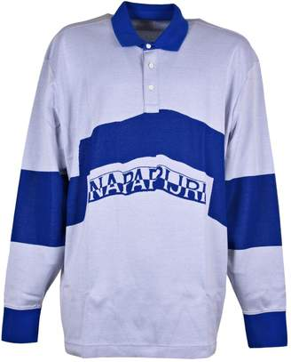 Napapijri Collared Sweatshirt