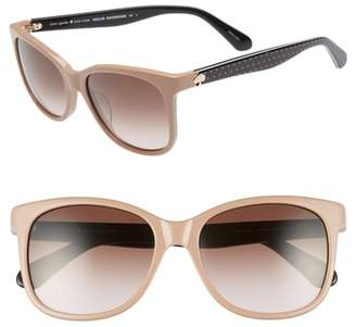 Kate Spade Danalyns 54mm Sunglasses