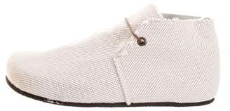 Peter Non Woven Desert Boots w/ Tags