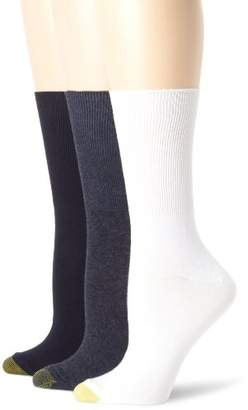 Gold Toe Women's Casual Sock pack of 3