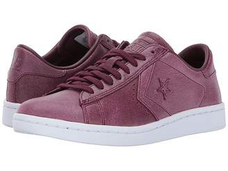 Converse Pro Leather LP - Ox Powder Suede Women's Lace up casual Shoes