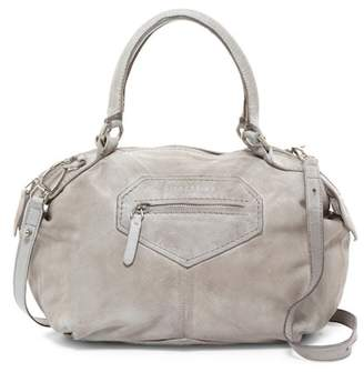Liebeskind Berlin Damba Leather Tumble Wash Shoulder Bag
