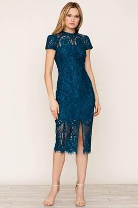 Yumi Kim Debutante Lace Dress