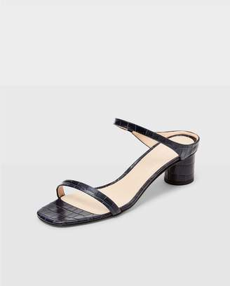 Club Monaco Marnee Leather Sandal
