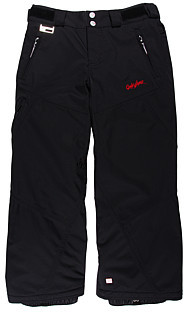 Quiksilver Kids - Travis Rice Pant (Big Kids) (Black)