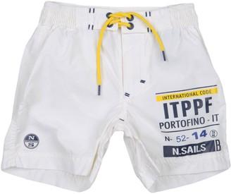 North Sails Swim trunks - Item 47210566XQ