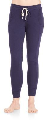 Eberjey Solid Drawstring Pants $79 thestylecure.com