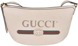Gucci Half-moon Hobo Bag