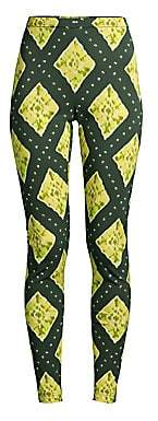 Marc Jacobs Women's Redux Grunge Ikta Printed Leggings