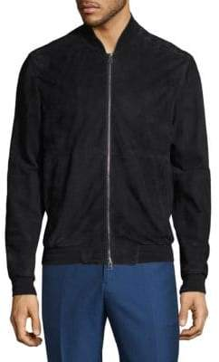 Etro Full Zip Bomber Jacket