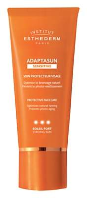 Institut Esthederm Adaptasun Sensitive Skin Protective Face Cream Strong Sun, 50ml