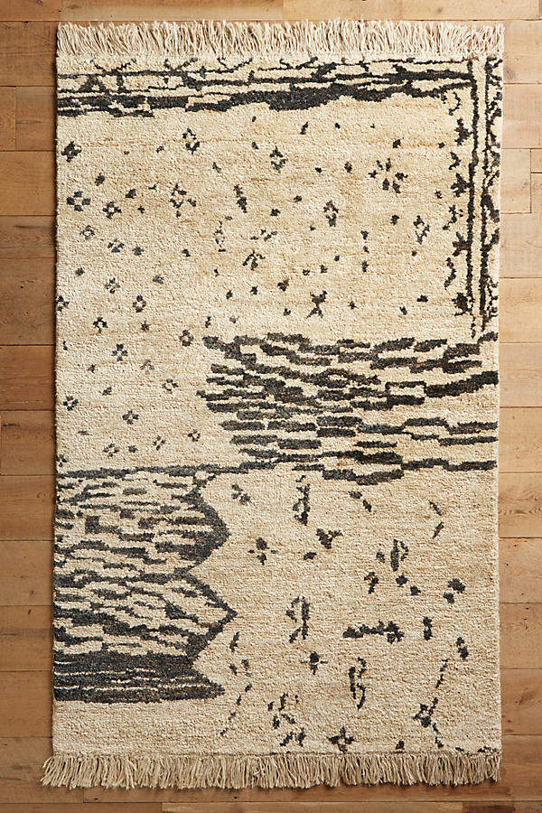 Anthropologie Anthropologie Tufted Juneau Rug