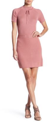 FOR LOVE & LEMONS Delancey Mini Skirt $97 thestylecure.com