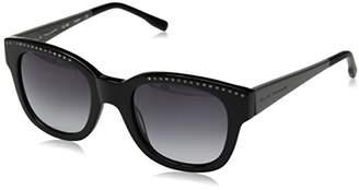Elie Tahari Women's EL 168 OXGY Wayfarer Sunglasses